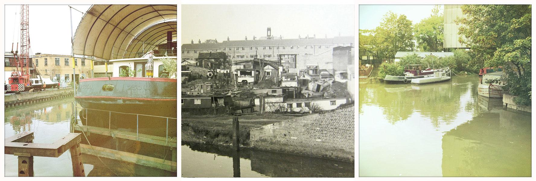 AHMM Brentford Waterside site images.